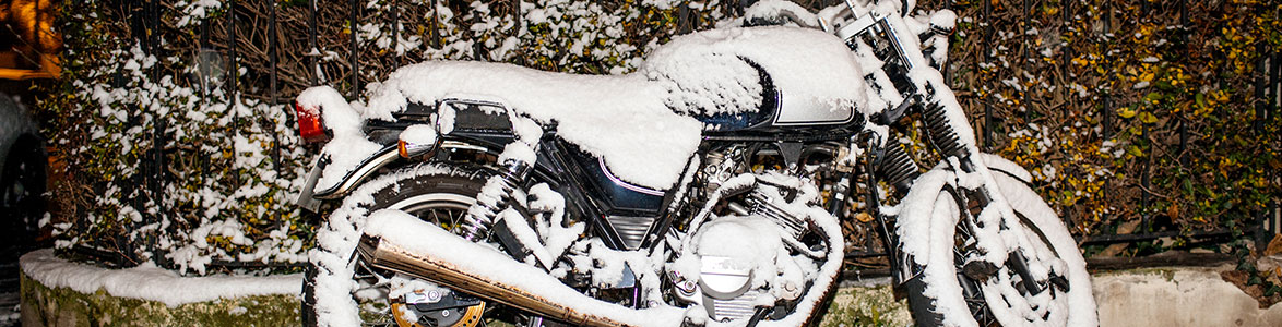 Five Tips for Winter Riding, StreetRider Insurance, Ontario