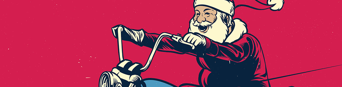 Five Useful Motorcycle Tips for the Christmas Season, StreetRider Insurance, Ontario
