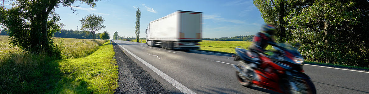 How to Safely Share the Road with Transport Trucks, StreetRider Insurance, Ontario