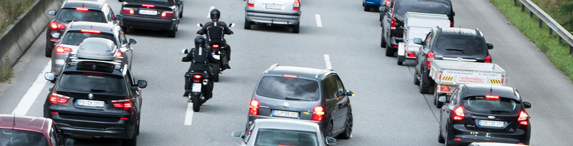 4 Safety Strategies When Riding Your Motorcycle in Traffic, StreetRider Insurance, Ontario
